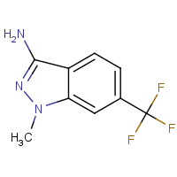CAS: 1260796-42-6 | PC300562 | 1-Methyl-6-(trifluoromethyl)-1H-indazol-3-amine