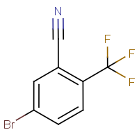 CAS: 1208076-28-1 | PC49178 | 5-Bromo-2-(trifluoromethyl)benzonitrile
