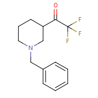 CAS: 1182349-49-0 | PC49513 | 1-Benzyl-3-(trifluoroacetyl)piperidine