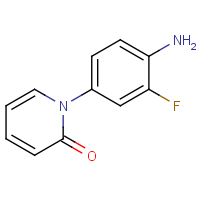 CAS: 536747-52-1 | PC510244 | 1-(4-Amino-3-fluorophenyl)pyridin-2-one