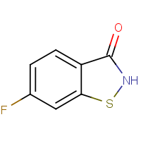 CAS: 159803-11-9 | PC53136 | 6-Fluorobenzo[d]isothiazol-3(2H)-one