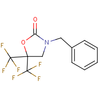 CAS:  | PC53265 | 3-Benzyl-5,5-bis(trifluoromethyl)-1,3-oxazolidin-2-one