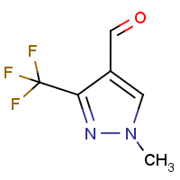 PC902100 | CAS: 128225-66-1 | Name: 1-Methyl-3-(trifluoromethyl)-1H-pyrazole-4-carbaldehyde